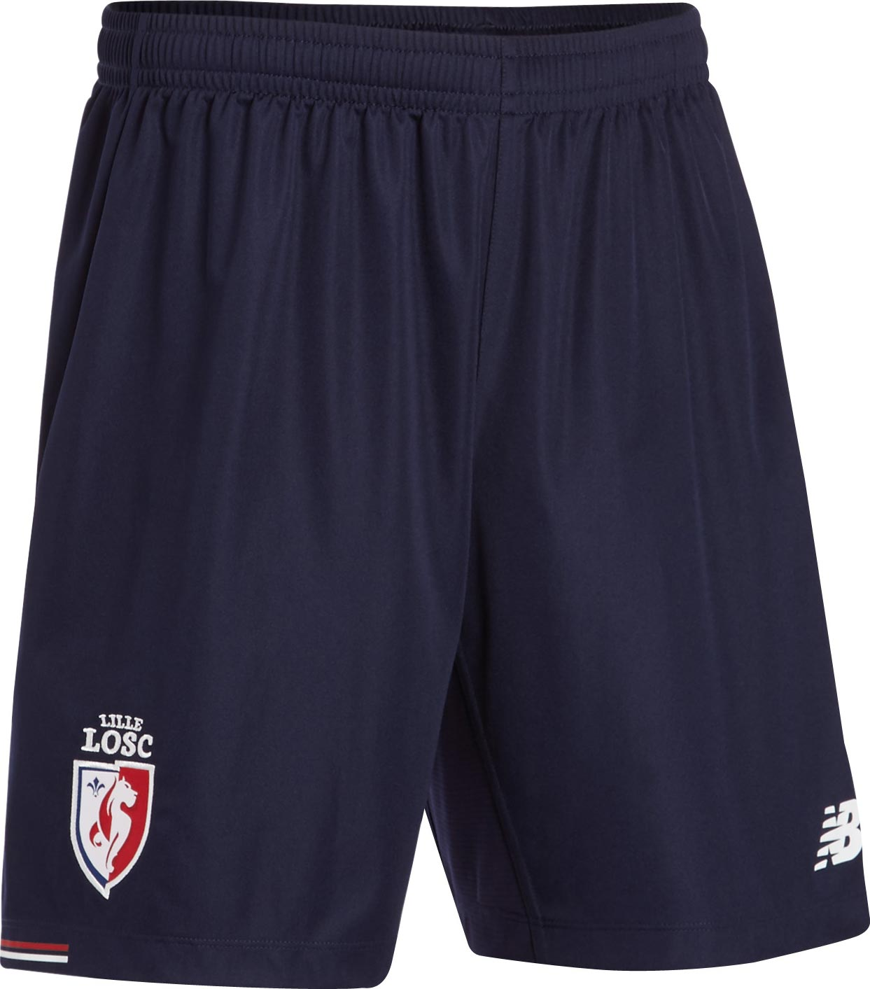 lille 2016-17 home kit shorts