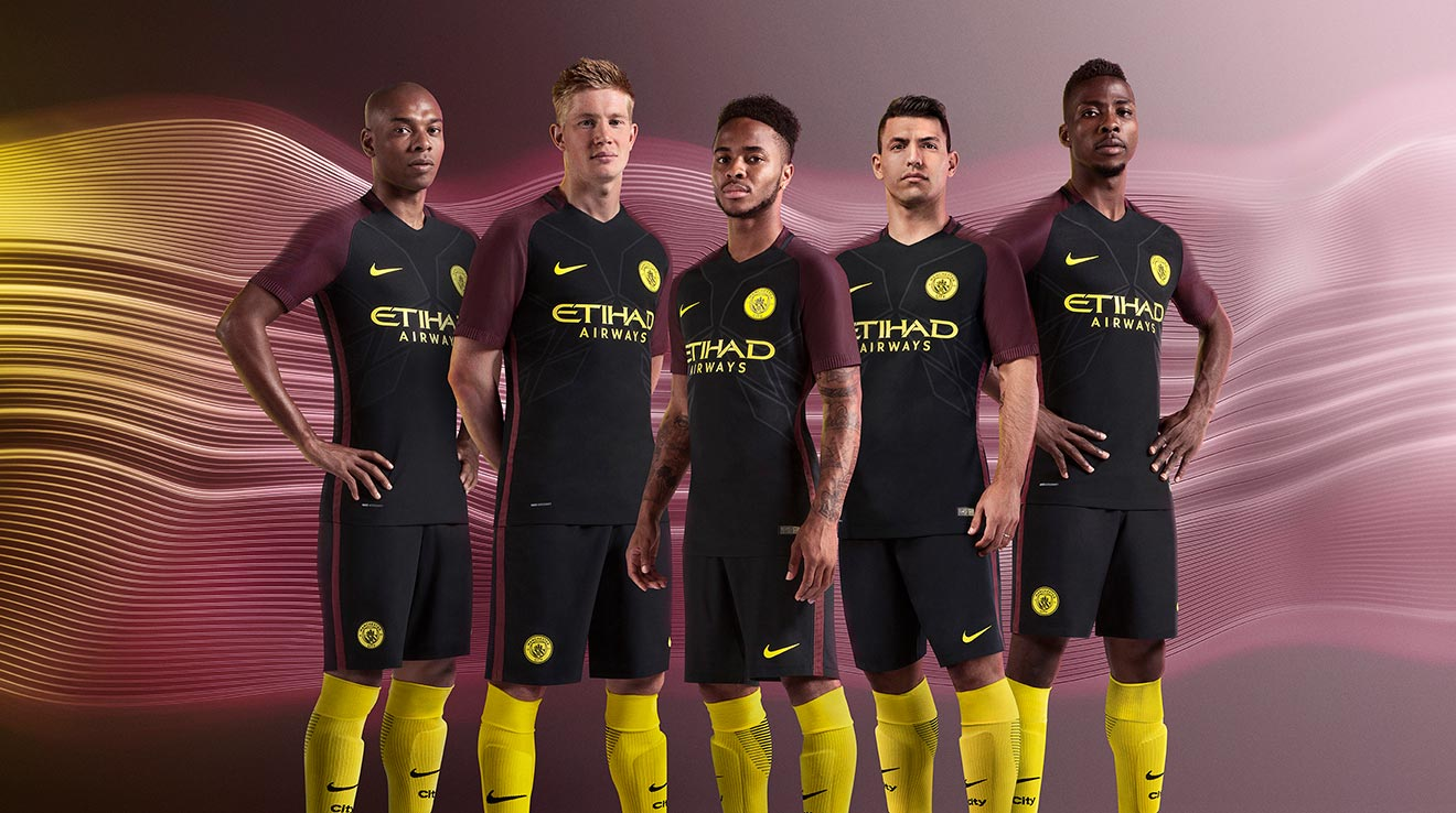 b52c78aa4dd Manchester City Nike Away Kit Released