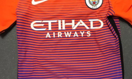 manchester city third kit leak 2016-17
