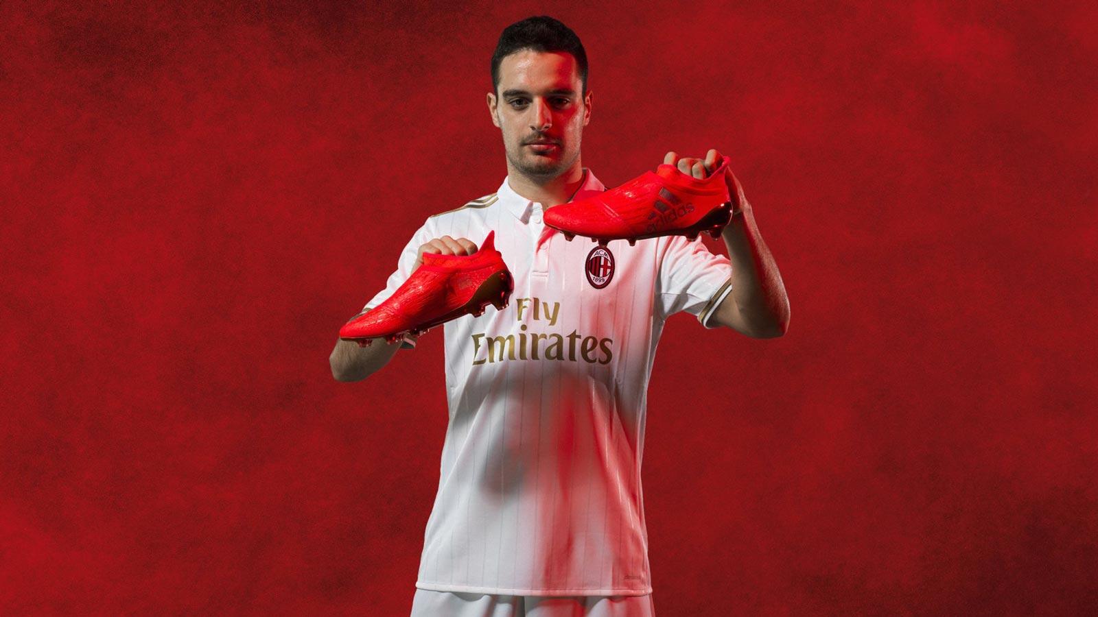 7c5491e22 AC Milan Unveil 2016 17 Away Kit