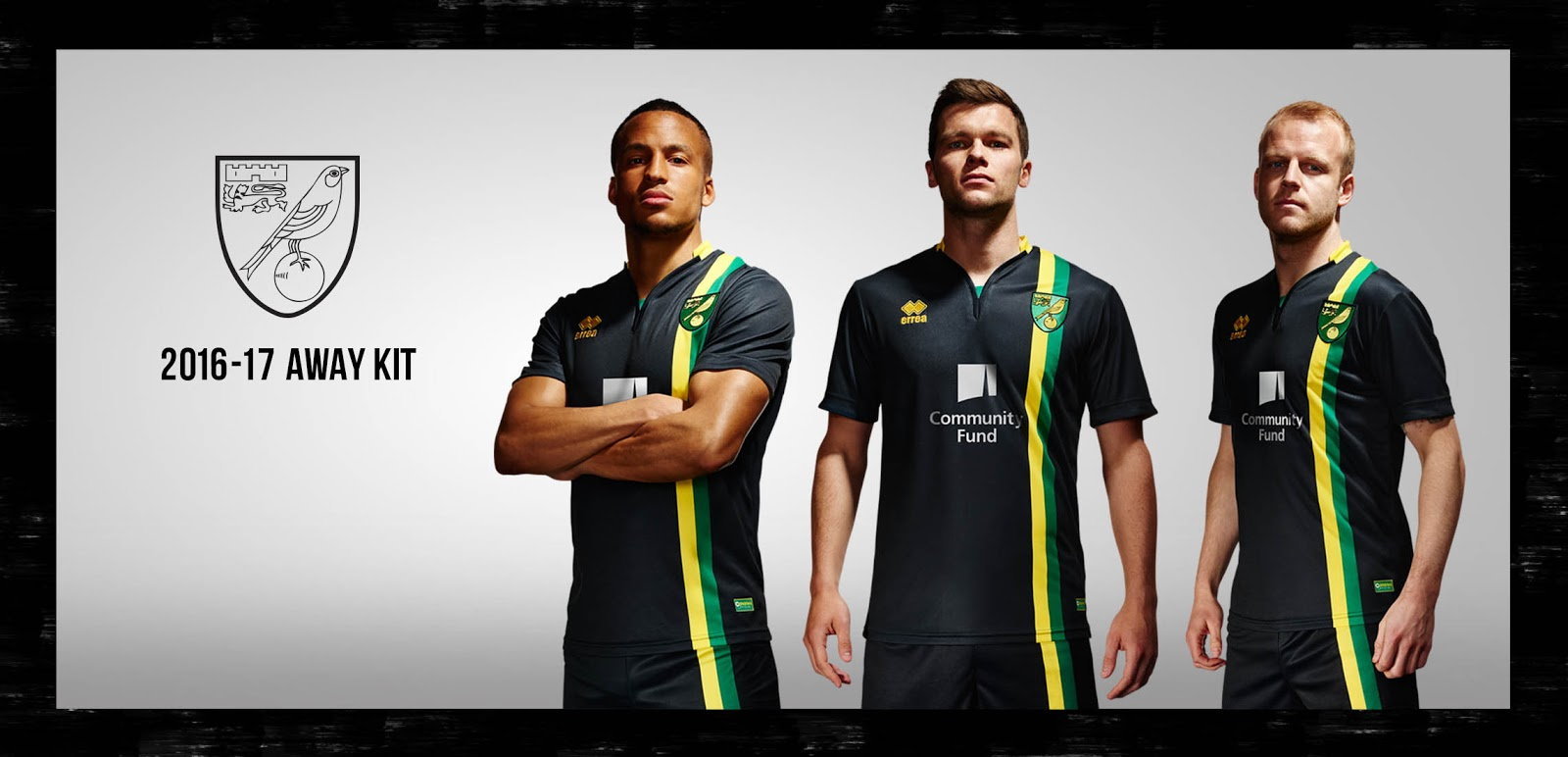 791067068 Norwich City Away Kit Revealed