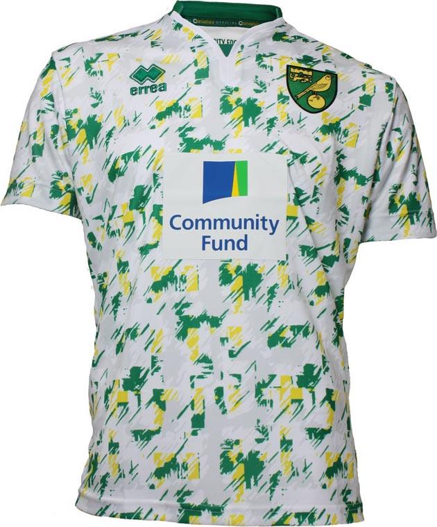 Norwich City 2016 17 Third Kit Revealed ffa0a7a0d