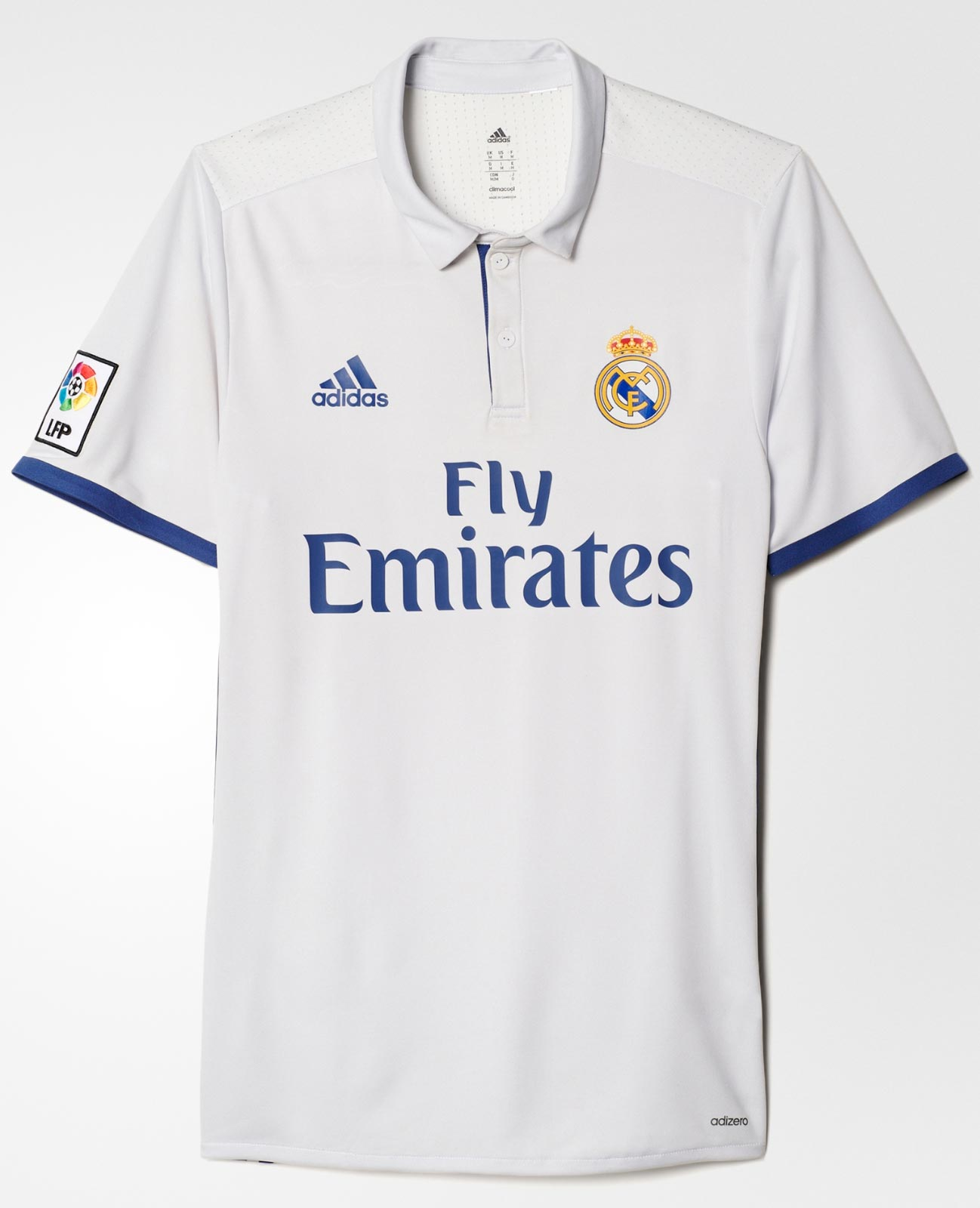 Real Madrid 2016 17 Home Kit Released 68a8df7b1
