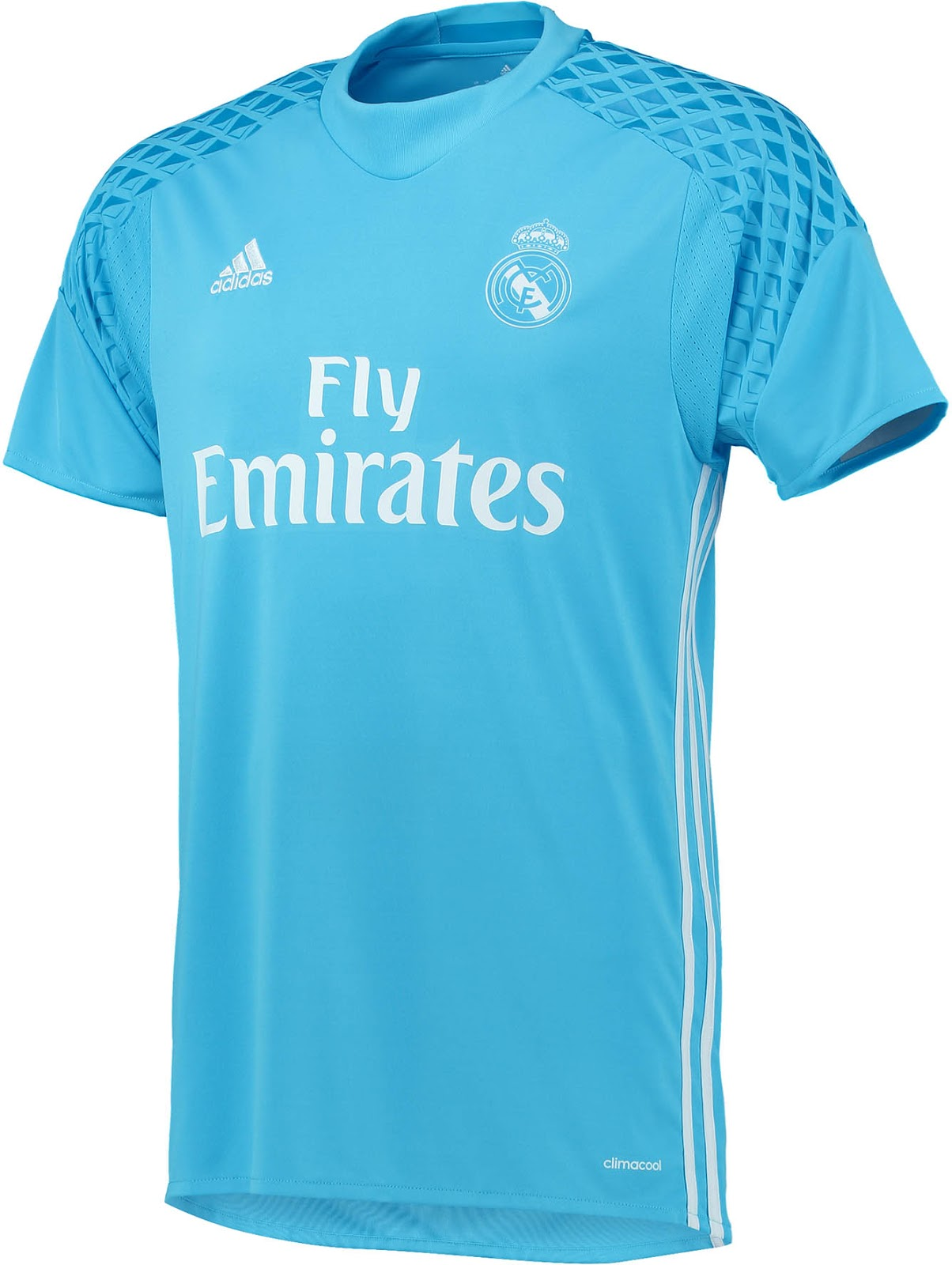 official photos 61c39 2506c Real Madrid 2016-17 Goalkeeper Kits Revealed