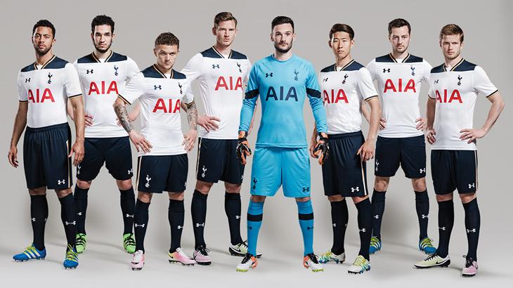 Image result for Team: Tottenham Hotspur jersey