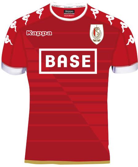 Standard Liège 16-17 Home front