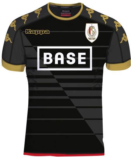 Standard Liège 16-17 away front