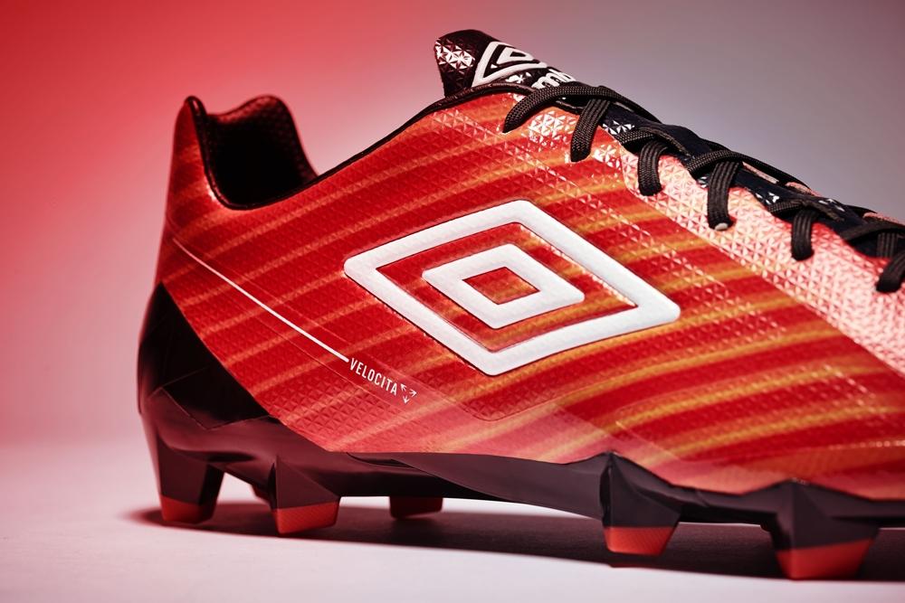 Umbro Boot Colourways Velocita II Heel