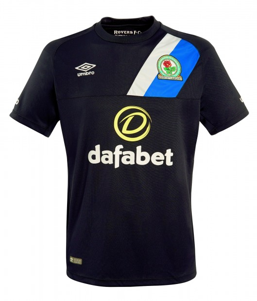 81ec2053aaa Blackburn Rovers 2016 17 Away Kit Released