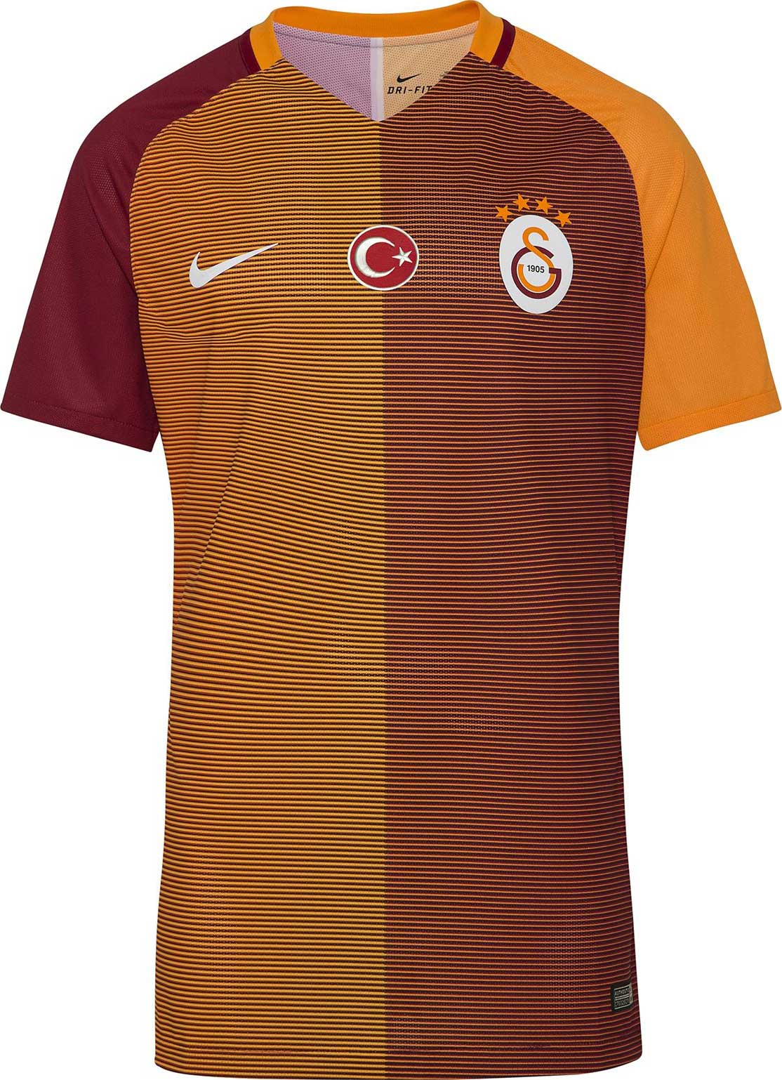 hot sale online 4ea79 f65cb Galatasaray 2016-17 Kits Revealed