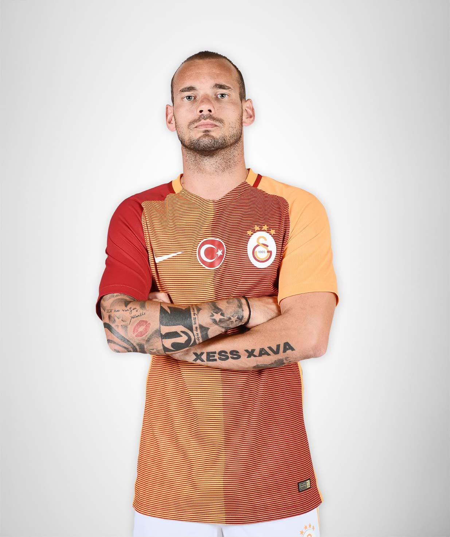 hot sale online 580fc 1cb1f Galatasaray 2016-17 Kits Revealed