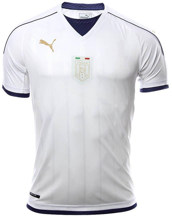 Italy 2016-17 Away Kit