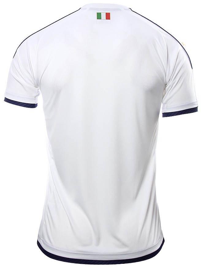 Italy 2016-17 Away Kit Back