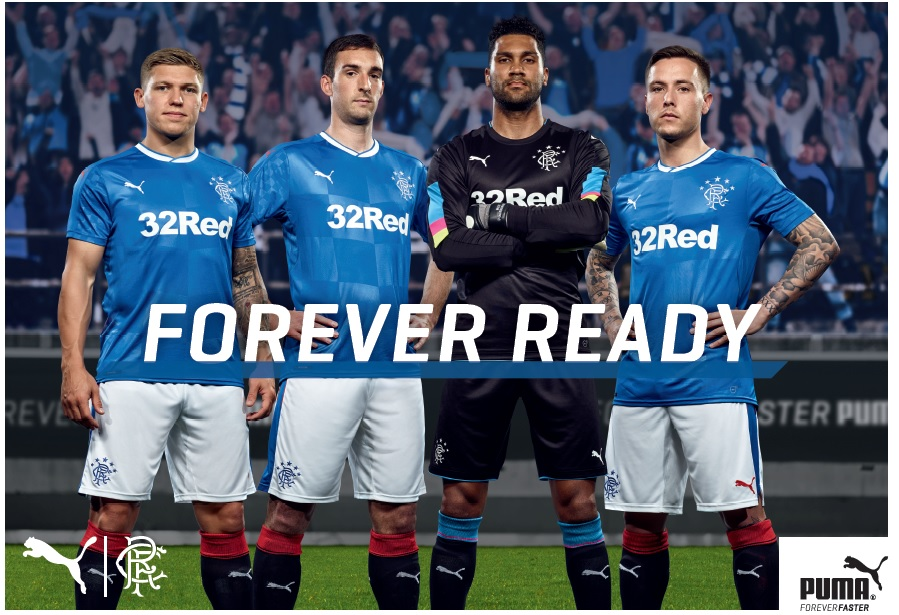 249076a2023 Glasgow Rangers 2016/17 Kits Launched?
