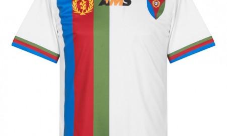 Eritrea 2016 - 17 Home Kit Front
