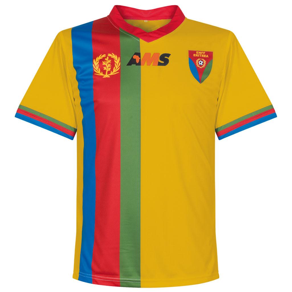 Eritrea 2016 - 17 Third Kit Front