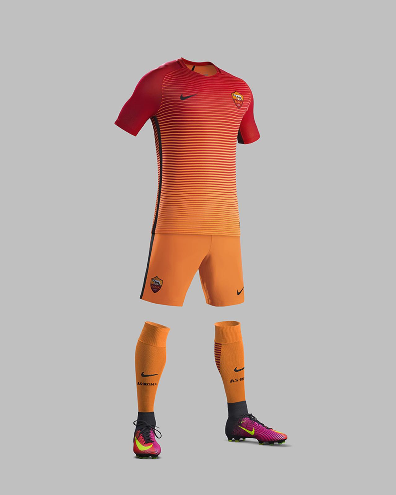 e8546bb82 AS Roma Third Kit Revealed