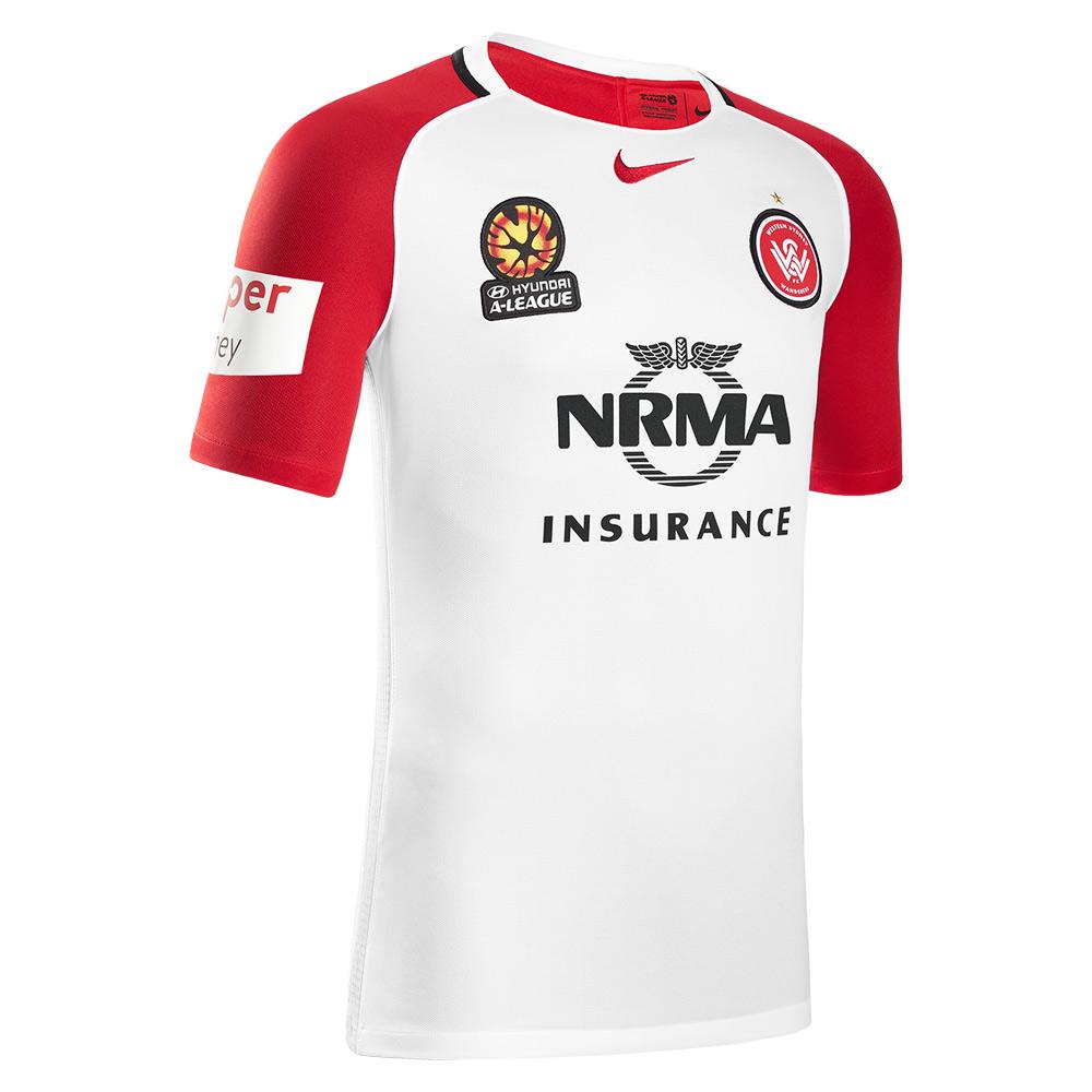 0c8c594b WS Wanderers Kits Home WS Wanderers Kits Away