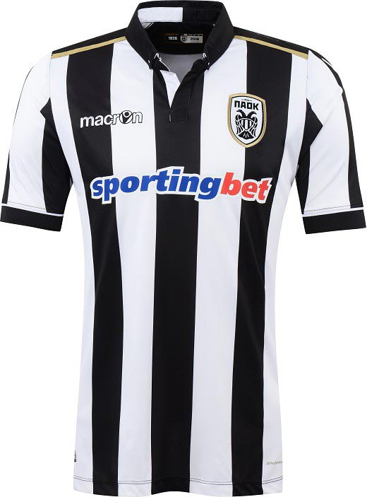 paok 201617 limited edition kit revealed