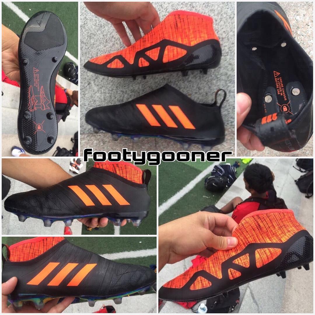 Adidas Glitch Black