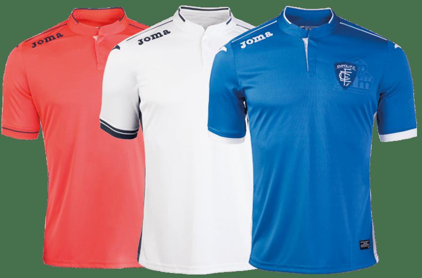 Empoli 2016-17 Kits Banner