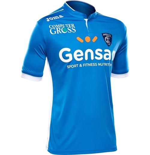 Empoli 2016-17 Kits Home Front