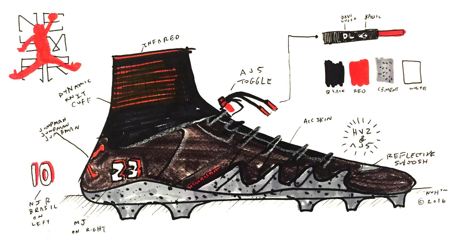 3abff60f78010e Sensational Neymar X Jordan Boots Unveiled