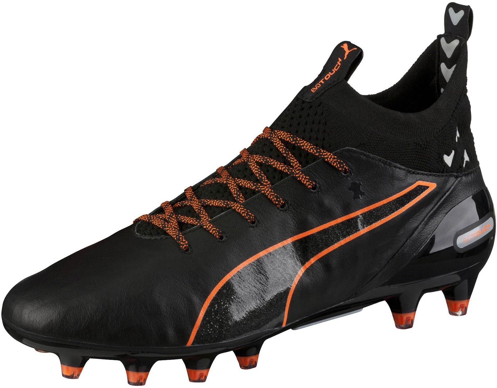black-orange-puma-evotouch-2016-17-boots left