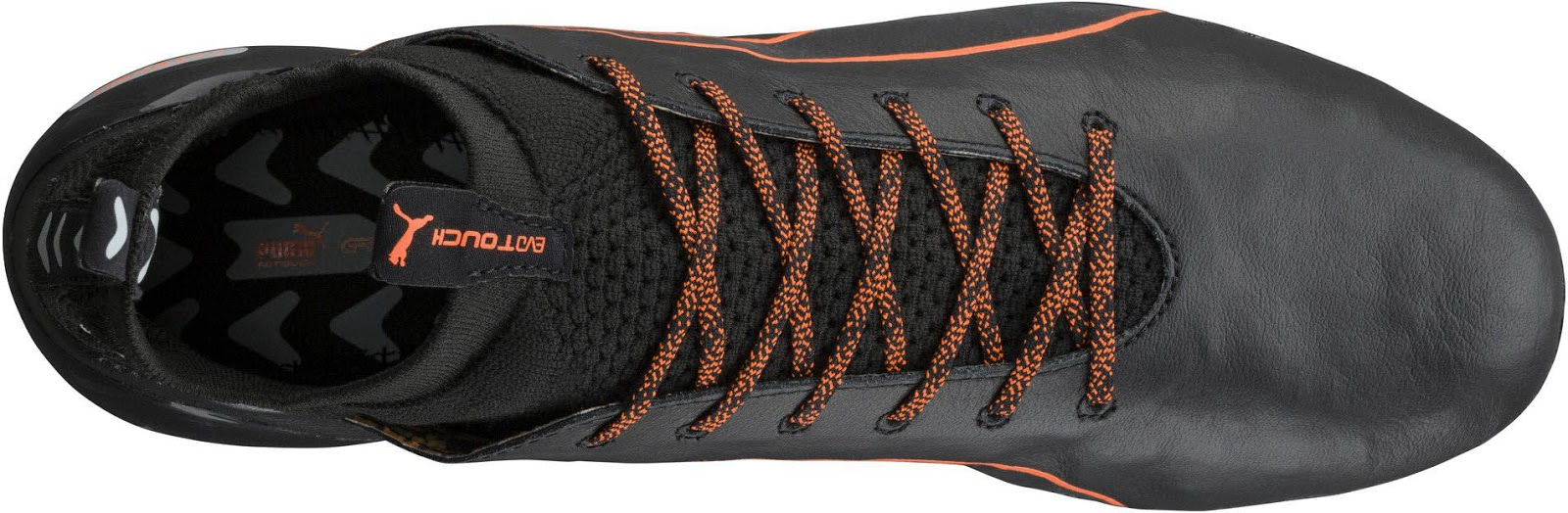 black-orange-puma-evotouch-2016-17-boots overhead