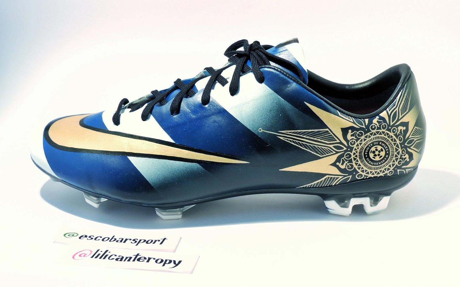 closer-look-alvaro-pereiras-custom-nike-mercurial-vapor-paintwork