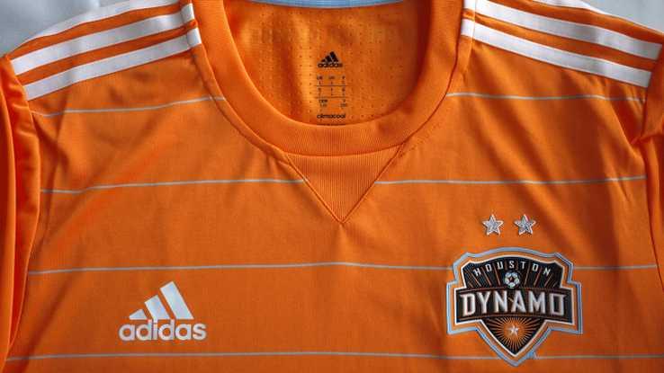 check out d3bac 72291 Houston Dynamo Unveil 2017 MLS Home Kit