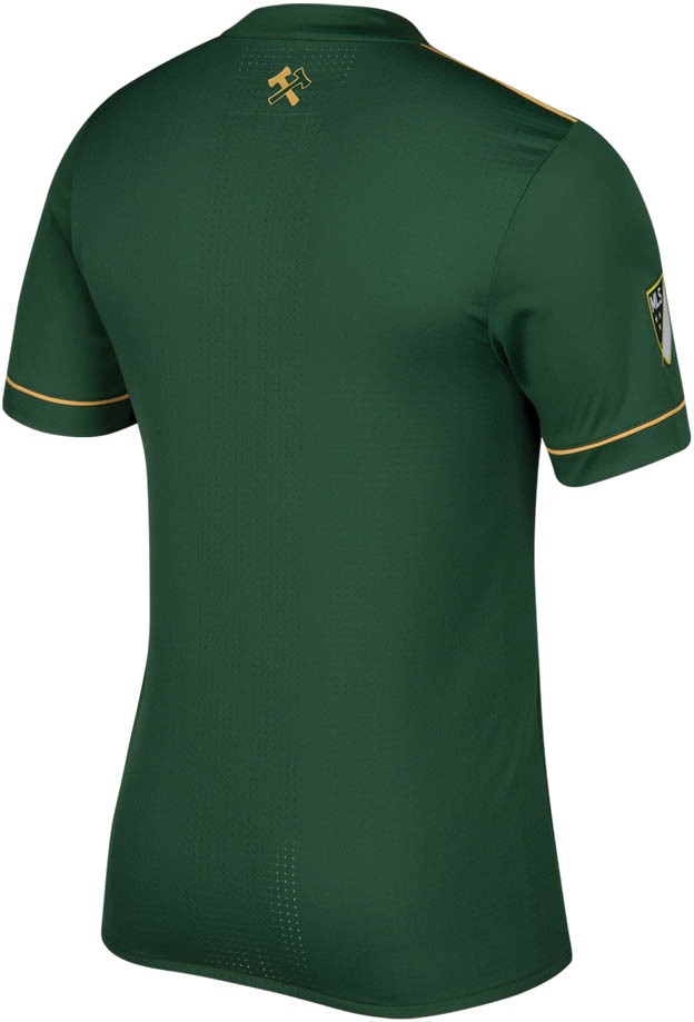 release date: 469db 33986 Portland Timbers Reveal 2017 Home Shirt