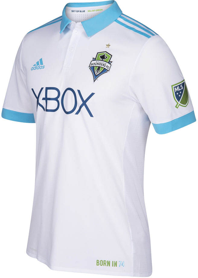 on sale 7a28f d66ff Seattle Sounders 2017 Heritage Away Kit Revealed