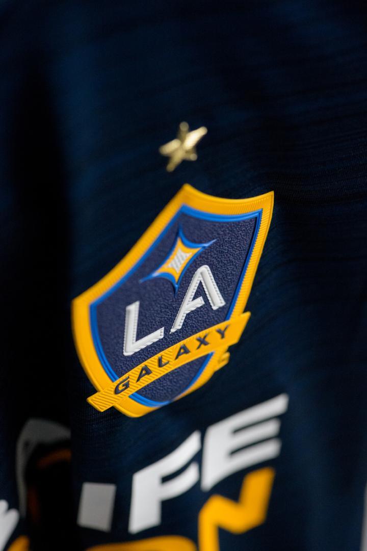 La Galaxy Unveil 2017 Away Kit