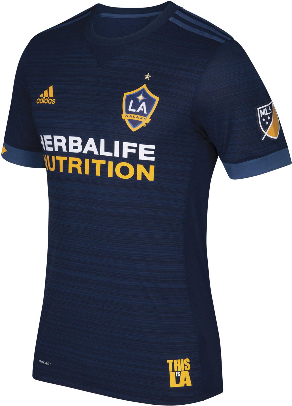 buy popular 7f6be a6b71 LA Galaxy Unveil 2017 Away Kit