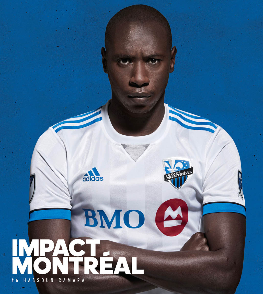 new concept 96991 93098 Montreal Impact 2017 Away Kit Revealed