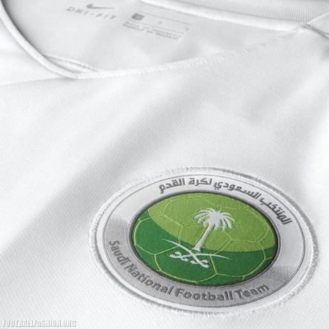 the best attitude 50fad a3424 Saudi Arabia 2017 Home Kit Released