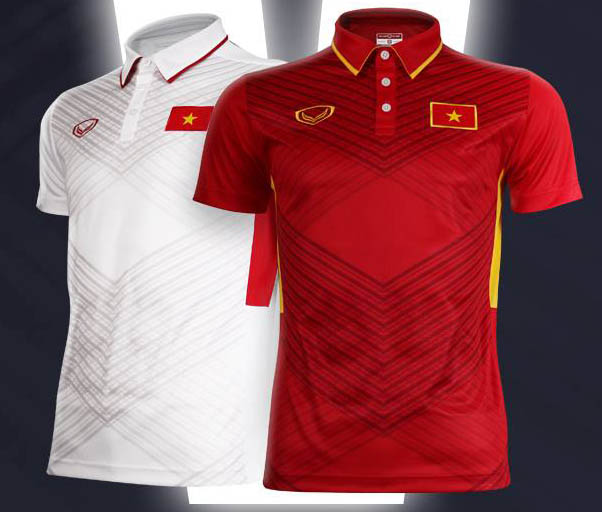 newest collection 7e796 49275 Vietnam Release Impressive Home and Away Kits