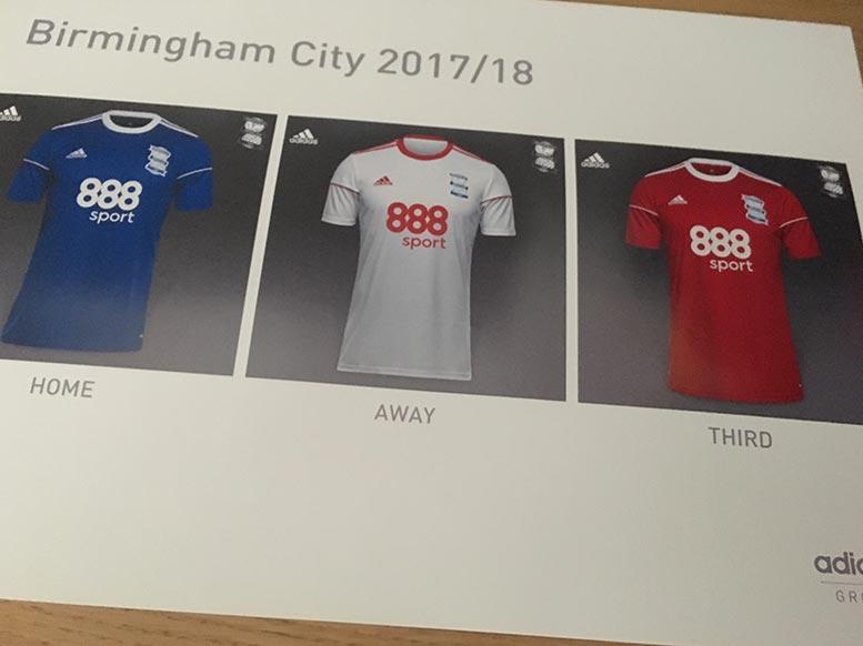 5424f5f85d9 Birmingham City 2017-18 Kits LEAKED