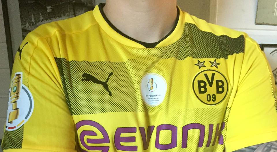95d645b47d9 Cup Glory Welcomes Borussia Dortmund 2017-18 Home Kit