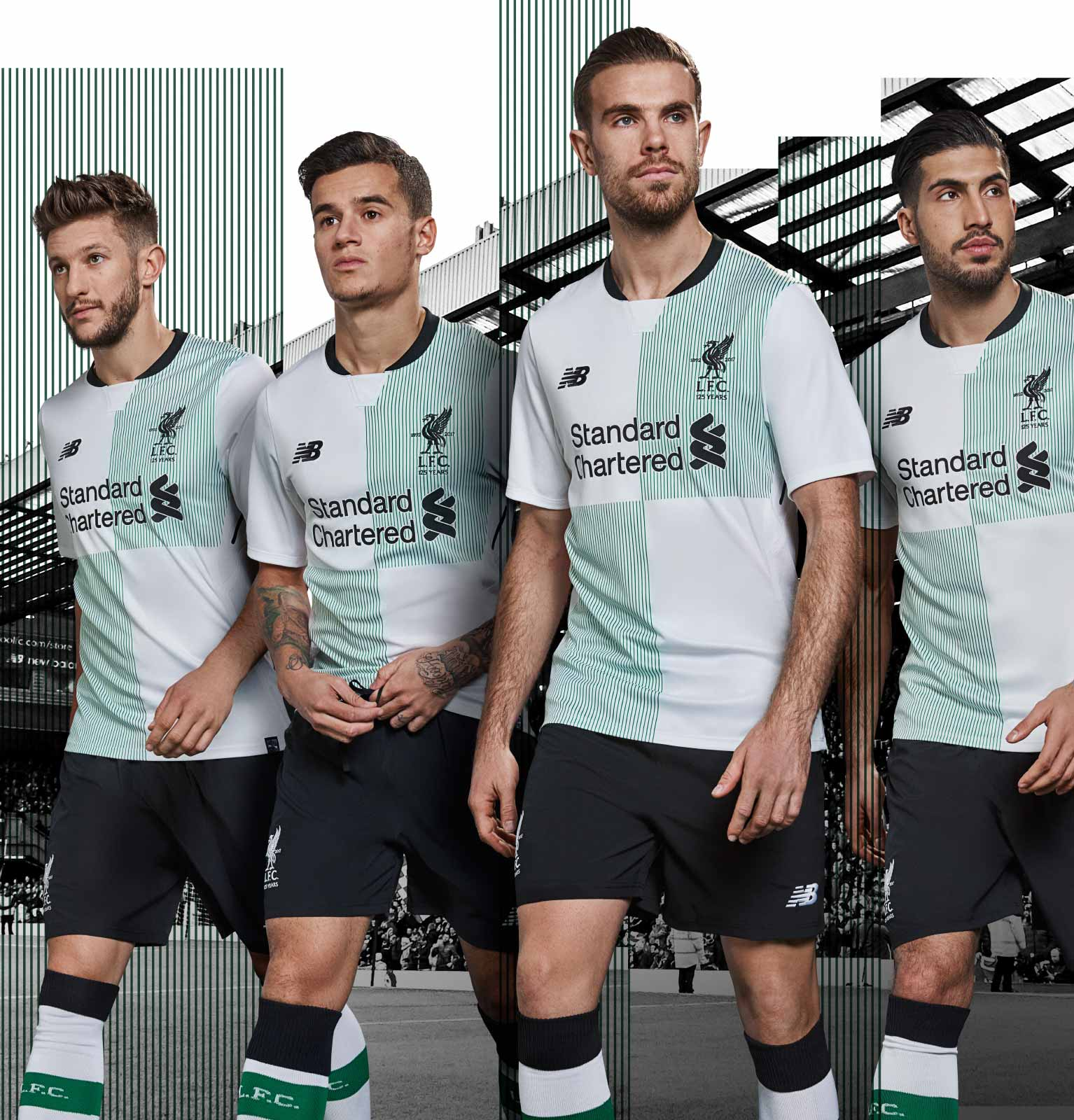 3af697602 Liverpool 2017-18 Away Kit Launched
