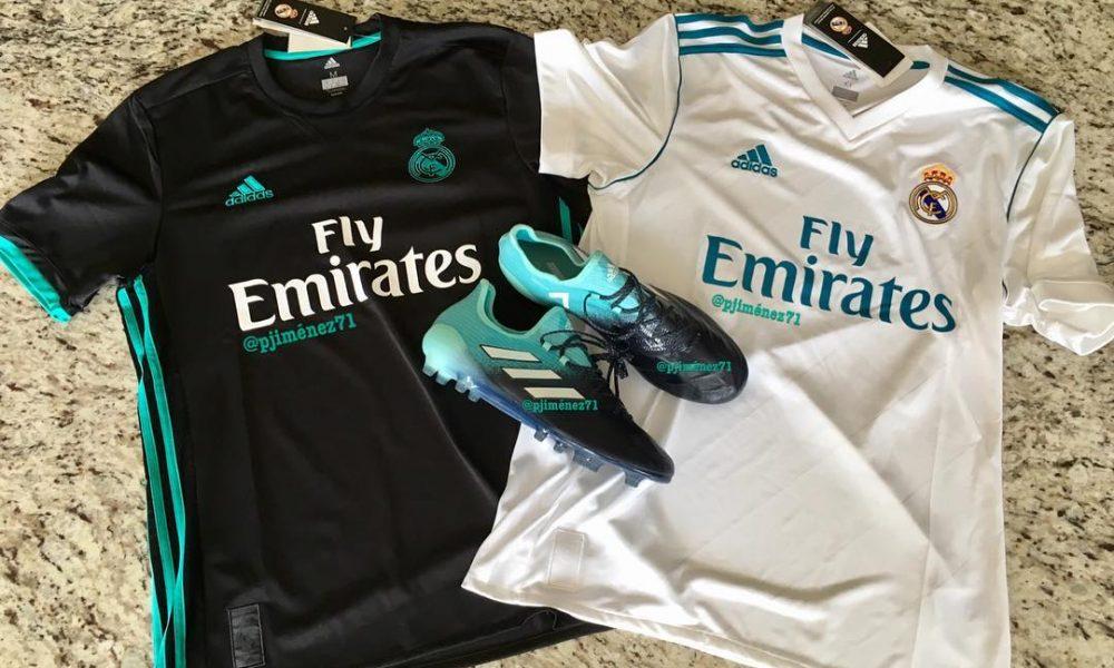 583083d266e Real Madrid 2017-18 Kits Leaked!