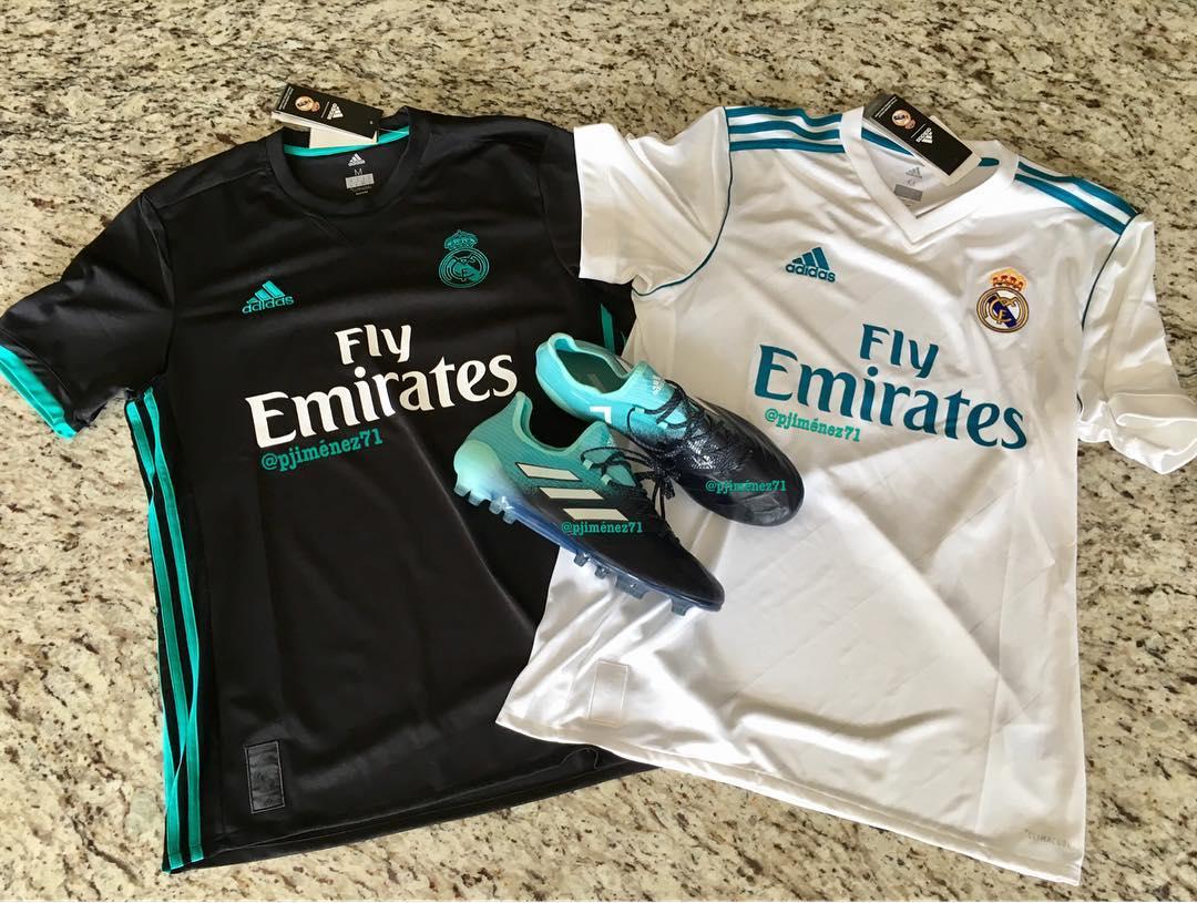 Real Madrid 2017-18 Kits Leaked! 12f229c86
