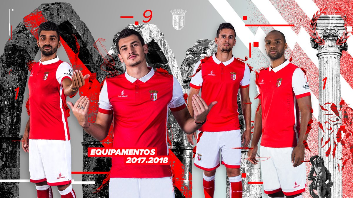 393cd588 Sporting Braga 2017/18 Gunner Raise Eyebrows