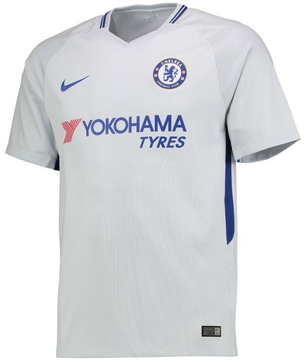All White On The Night Chelsea 2017 18 Away Kit Is Here