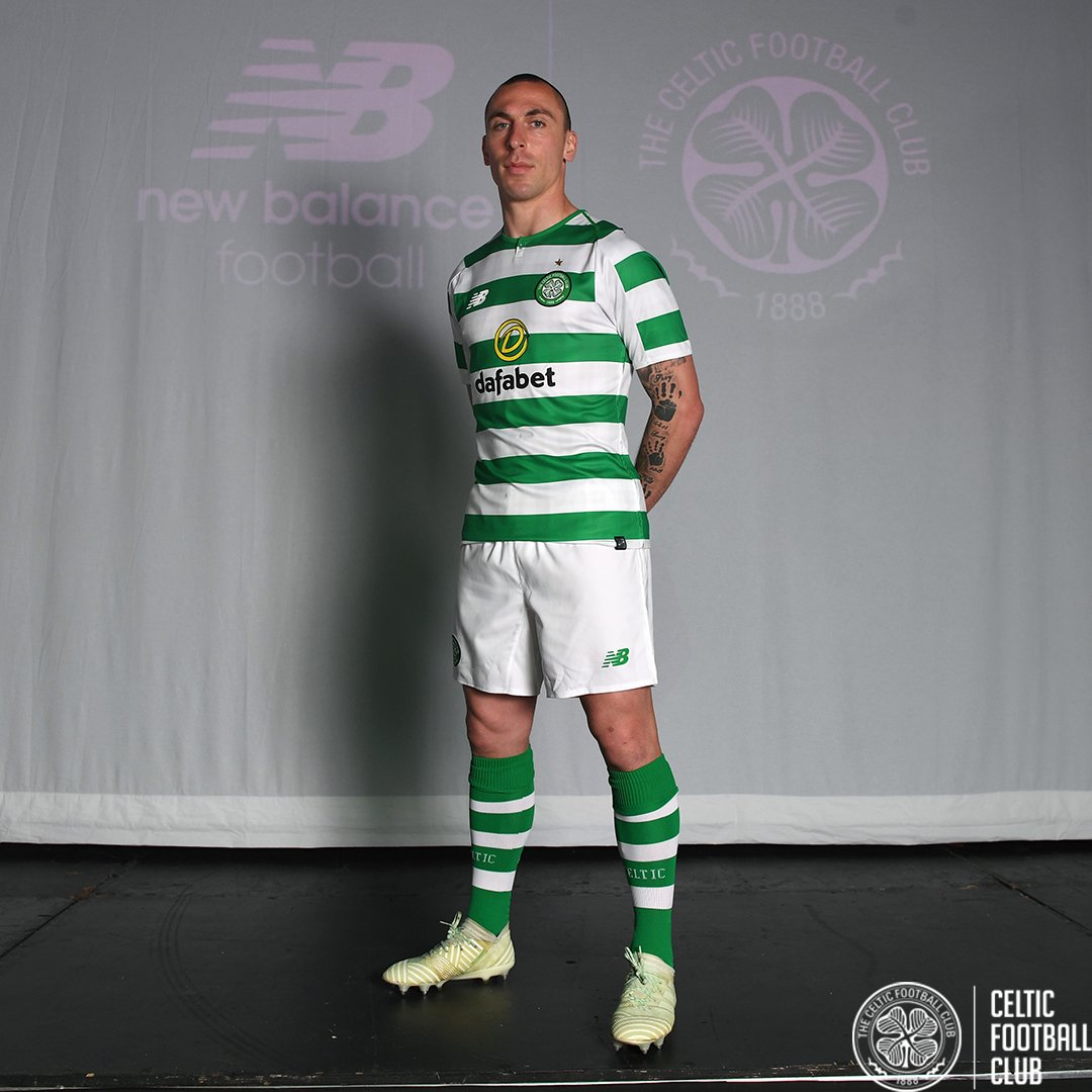 Celtic s 2018 19 Home Kit from New Balance Revealed 454ac9a66