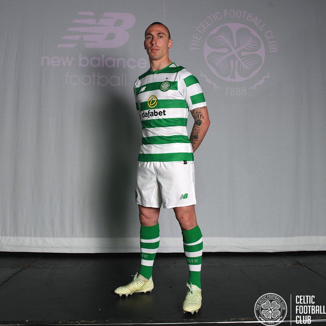 922b34626 Celtic s 2018 19 Home Kit from New Balance Revealed