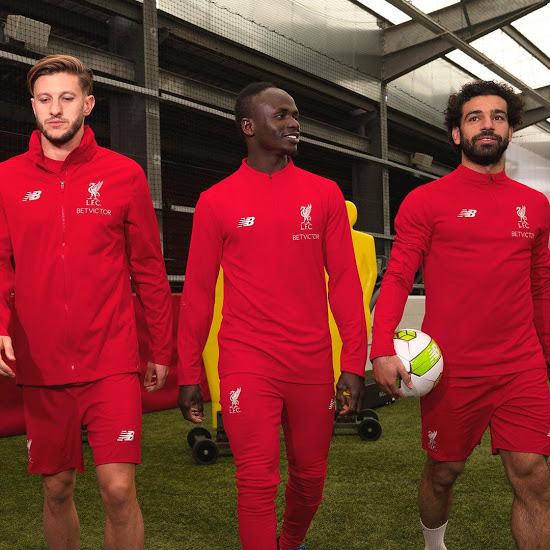 27b4c461172 Check Out Liverpool's 2018/19 Training Kit