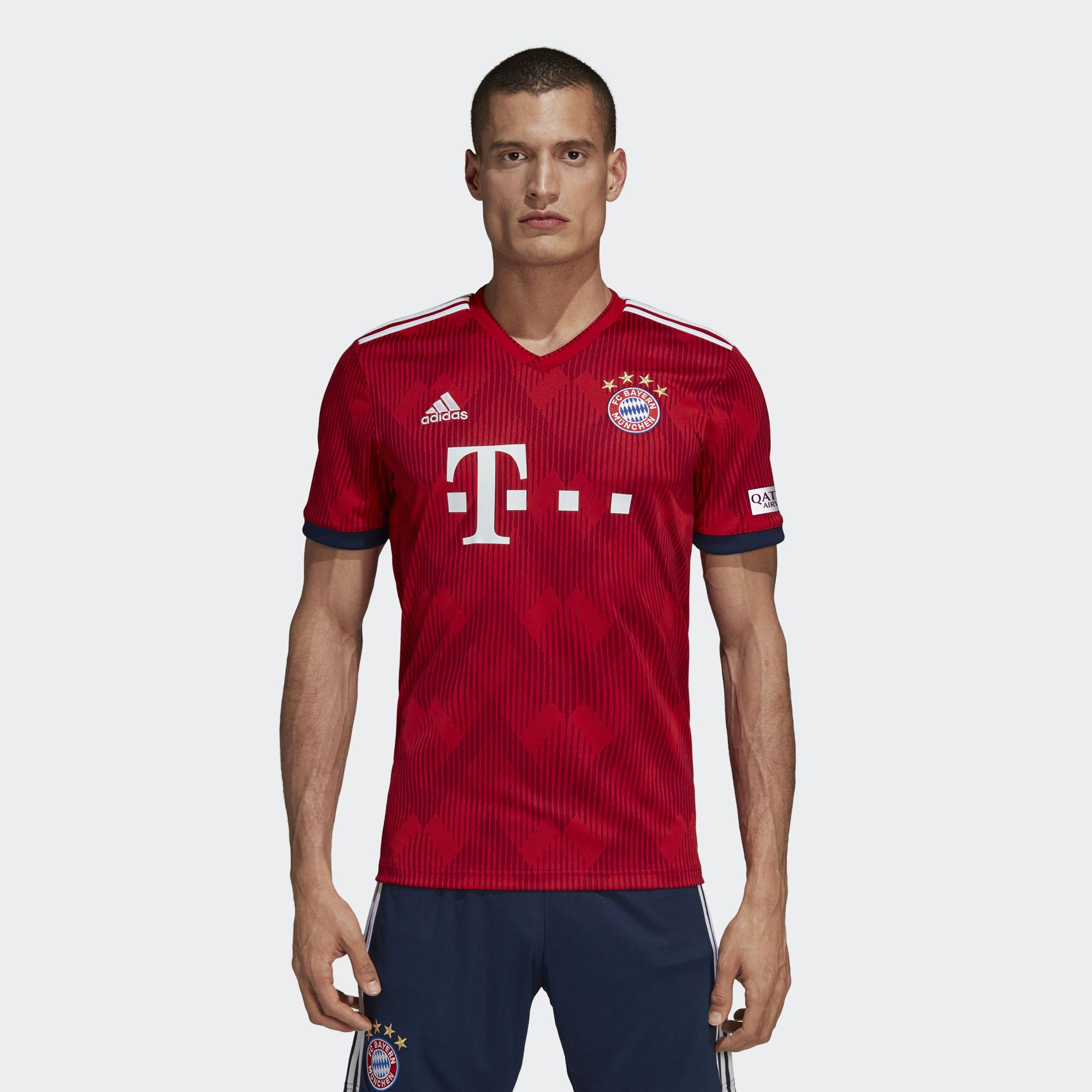 bayern munich new jersey 2019