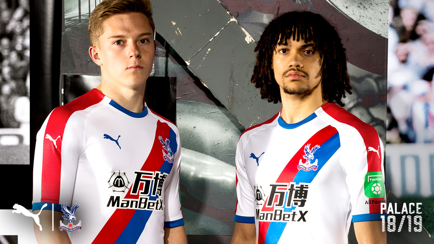 4f0cb9b61 Puma and Crystal Palace Release 2018/19 Away Kit